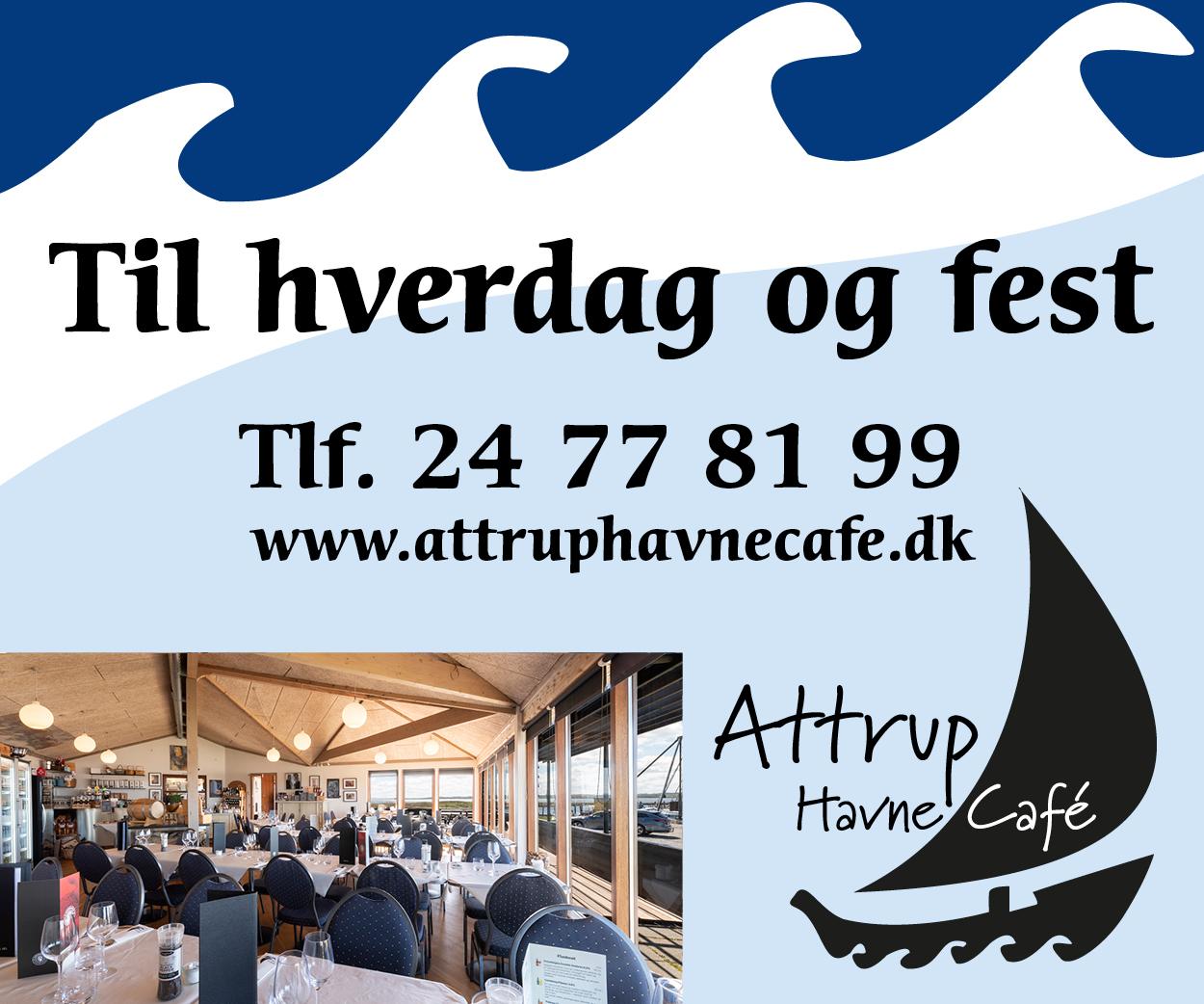 Attrup Havne Café 2
