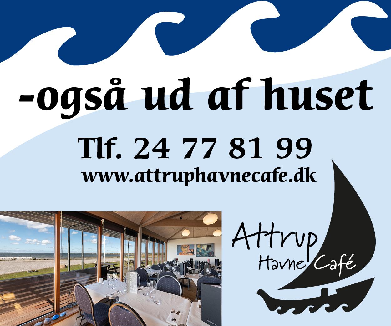 Attrup Havne Café 3